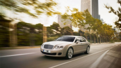Bentley обнови Continental Flying Spur