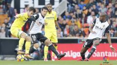 Виляреал измъкна ценна победа като гост на Валенсия