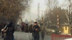 Взрив събуди Кабул