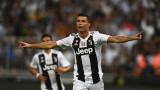 Масимилиано Алегри: Взехме Кристиано в Ювентус заради умението му да бележи решаващи голове