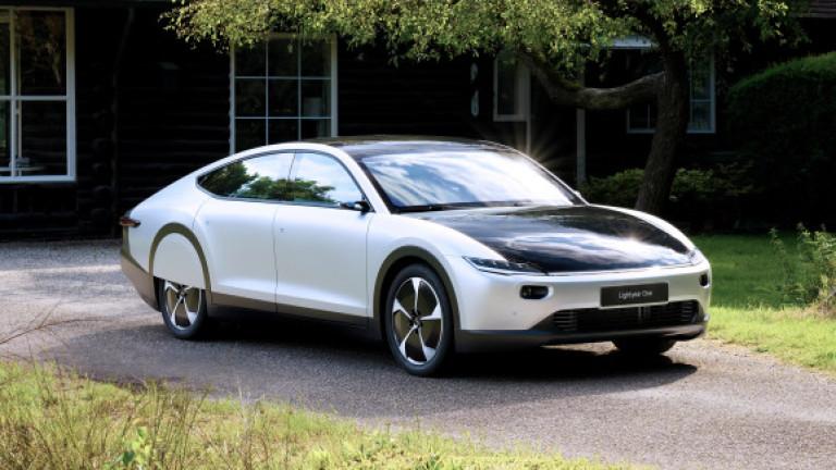 Проблемът със соларните автомобили е, че големият набор батерии и
