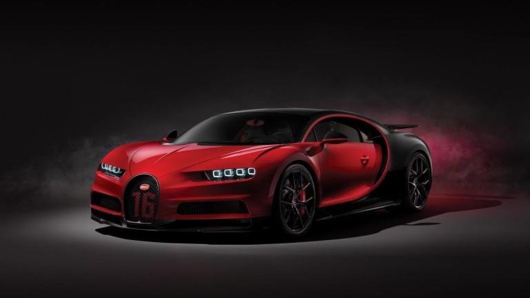 От години Bugatti е символ на разточителството. Лукс, космическа цена,
