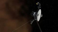 НАСА отбелязва 40 г. от Вояджър 1
