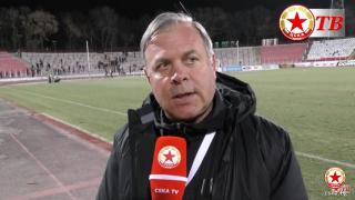 Чечо похвали Раул Лое и Кристиян Малинов