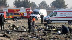 Иран прекрати сътрудничеството с Украйна след публикуване на важен запис за катастрофата