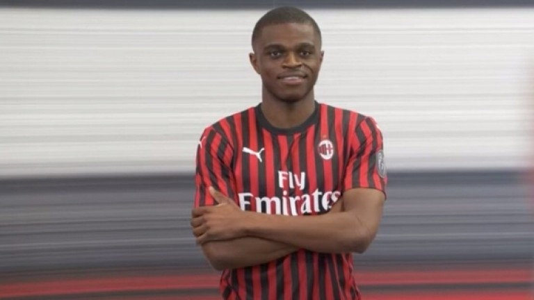 Милан обяви официално привличането на Пиер Калулу. 20-годишният десен бек