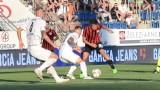 Словачко - Локомотив (Пд), развой на срещата по минути