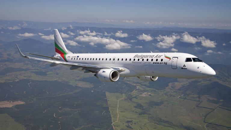 """Това е дестинацията, до която са летели най-много пътниците на """"България ер"""""""