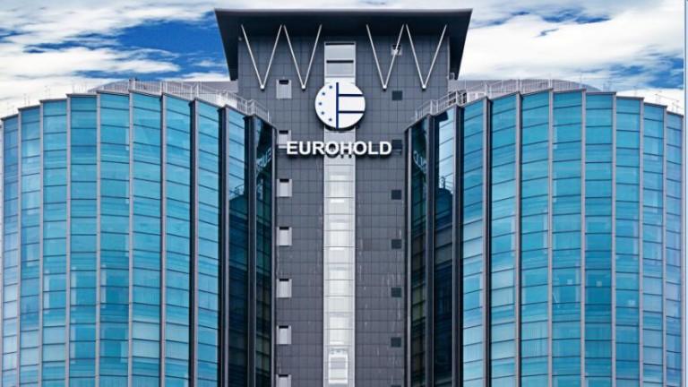 """""""Еврохолд"""" отчете 33% ръст на приходите"""