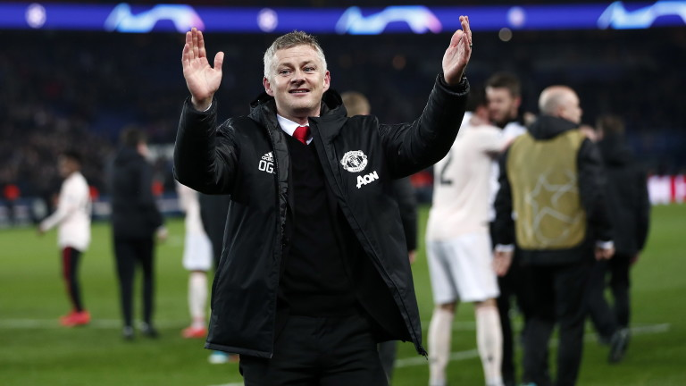 Оле Гунар Солскяер: Манчестър Юнайтед иска точно такива мачове - срещу най-силните отбори в света!