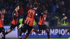 """Рома се скова от студ и футболна немощ в Украйна, Шахтьор пропусна да разгроми """"вълците"""""""