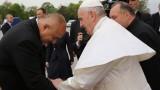 Посещението на папата е признание за външната ни политика, според Борисов