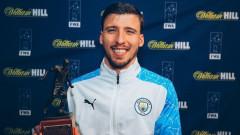Защитник на Манчестър Сити е Играч на сезона в Англия