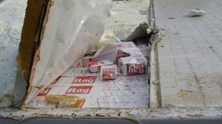 Над 5 млн. цигари хванахме в гръцки тир