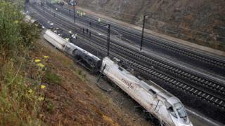 Испанският съд: Машинистът остава главен заподозрян за дерайлиралия влак