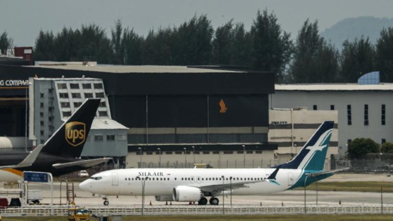 България също спира полетите на Boeing 737 Max