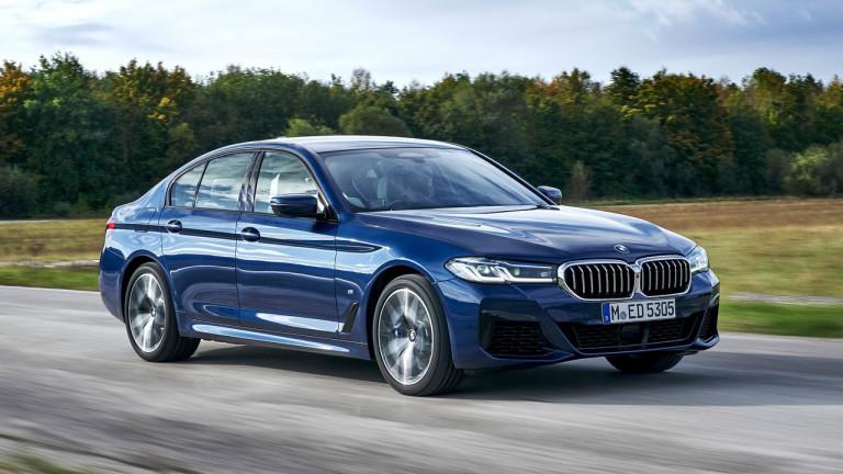 BMW M550i - тънката граница между смирение и прегрешение
