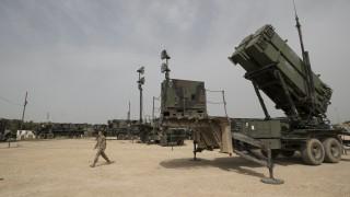 """Гърция пази Саудитска Арабия с """"Пейтриът"""""""