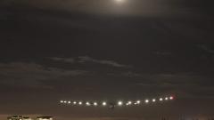 """""""Солар импулс 2"""" кацна във Финикс след 16-часов полет"""