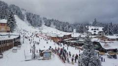 Ски курортите ни Боровец, Банско и Пампорово спазвали мерките