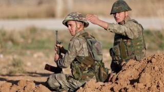 Разполагали 100 хил. войници в Ирак, включително 10 хил. американци