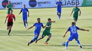 Ботев (Вр) - Левски 0:2, фантастичен гол на Кабрал