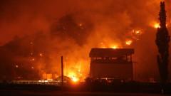 Турция погна апели в социалните мрежи за международна помощ за борба с пожарите