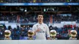 18-годишният Роналдо щял да бъде звезда на Ювентус