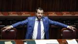 Салвини се обяви против нова управляваща коалиция