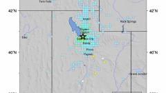 Земетресение от 5,7 спря влакове и полети в американския щат Юта
