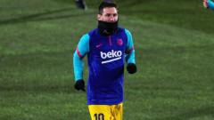 Барселона срещу загадката Корнея за Купата на краля