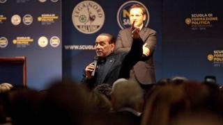 Една жена не може да бъде и майка, и кмет на Рим, твърди Берлускони