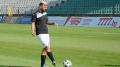 Васил Панайотов: Не съм обиден на Левски, защото този клуб ми е дал много