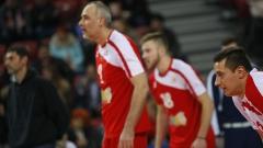 ЦСКА отказа Монтана с 3:1 гейма
