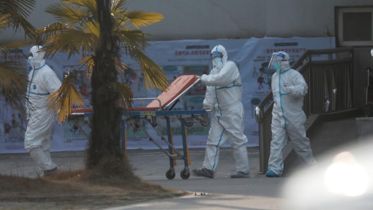 Китайският коронавирус се предава от човек на човек