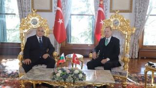 Борисов поискал затопляне на отношенията между Турция и ЕС