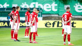 Турицов: Играем добре, ще спечелим Купата на България