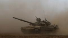Русия демонстрира нови оръжия на учения до границата с Афганистан