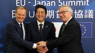 ЕС подписа сделка с Япония, която може да увеличи износа с €20 милиарда