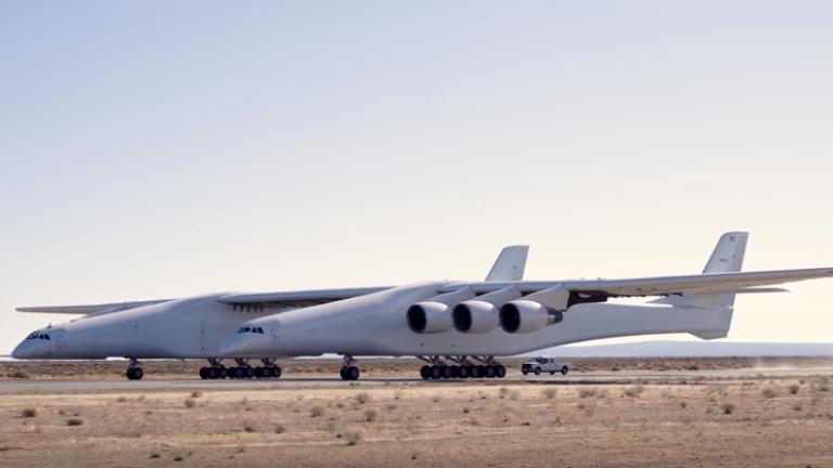 Най-големият самолет в света предстои да бъде официално представен. И