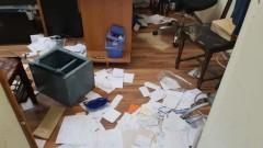 Крадци разбиха предизборен щаб във Варна