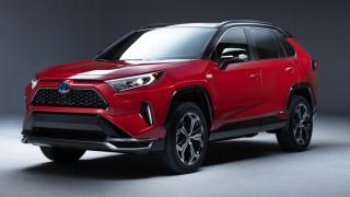 Toyota пусна новия RAV4 с хибридно плъгин задвижване