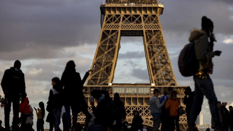 Близо 1/3 от французите под едномесечна блокада