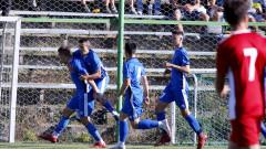 Левски U17 удари ЦСКА в мач с пет гола