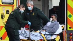 Великобритания с 1 162 починали от COVID-19 за 24 часа
