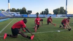 ЦСКА ще изиграе една контрола в Банско