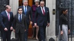 Рокади в британския кабинет