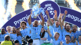 Манчестър Сити е шампион на Англия за втора поредна година!