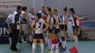 Волейболният Славия доиграва сезона с девойки