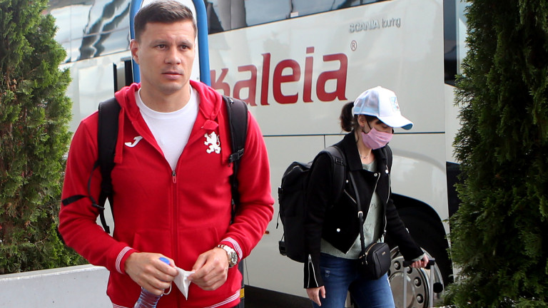 Васил Божиков: Словакия има футболисти на топ ниво